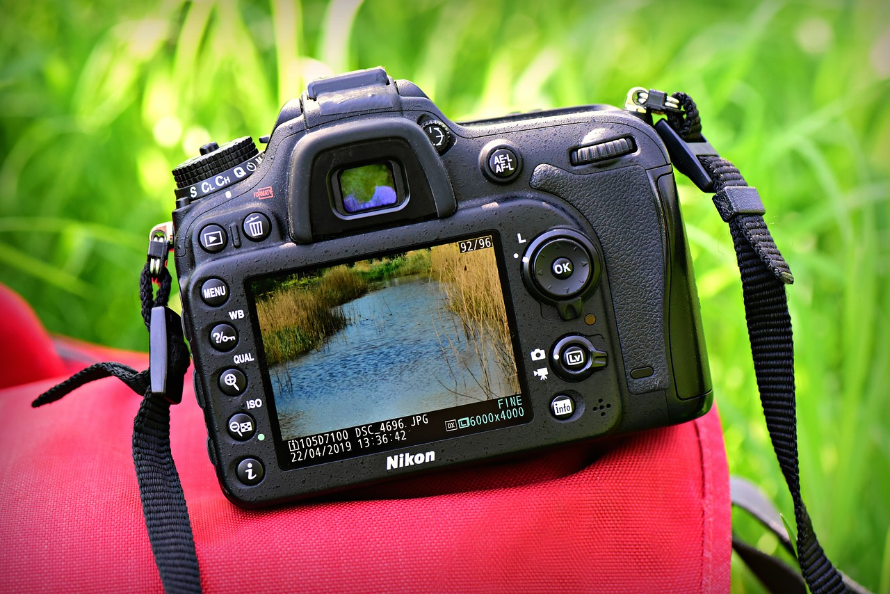 DSLR photography photo